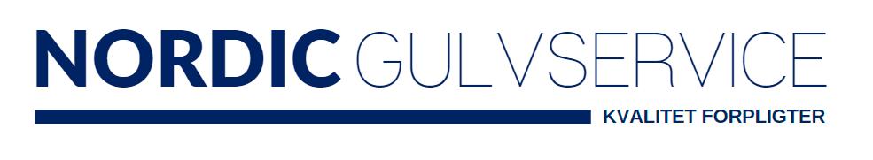 Nordic gulvservice logo